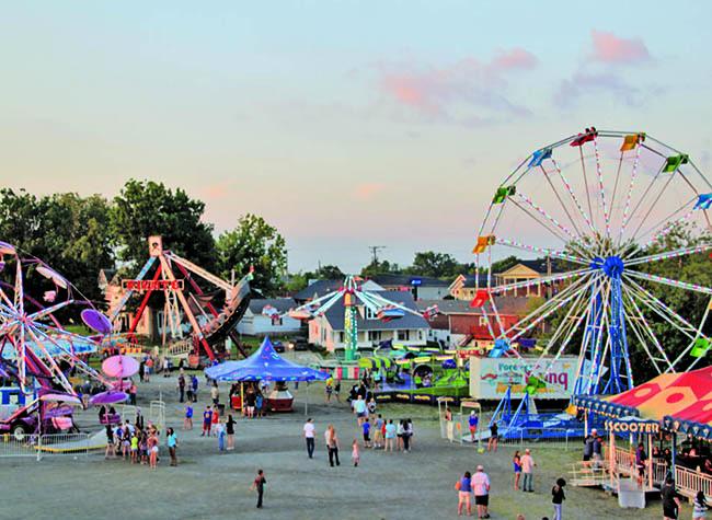 Mercer County Fair Grounds